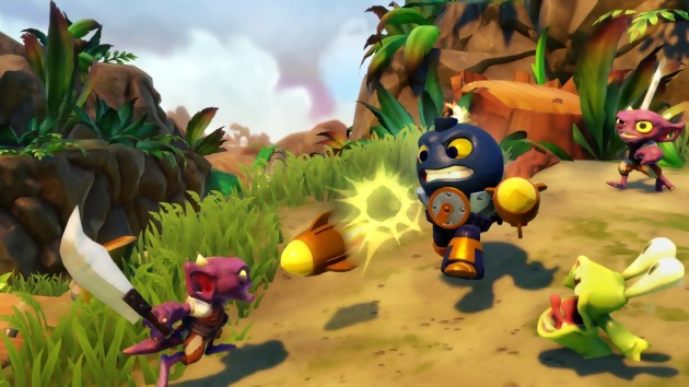Skylanders : SWAP Force