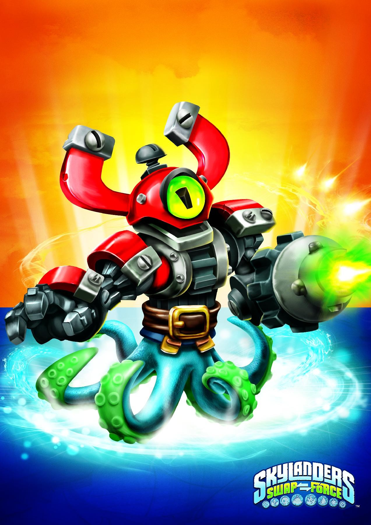 Artworks skylanders swap force page 5 - Jeu de skylanders swap force gratuit ...