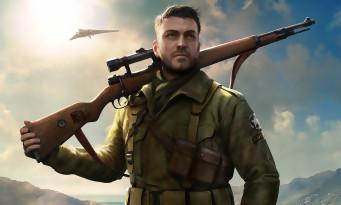 Sniper Elite 4 : un trailer qui présente le héros Karl Fairburne