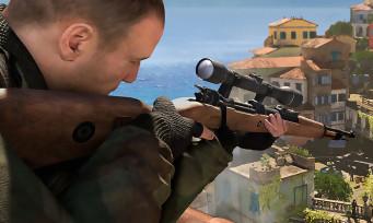 Sniper Elite 4 : un long trailer de gameplay en Italie fascite