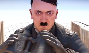 Sniper Elite 4 : un trailer de gameplay avec Hitler en bonus