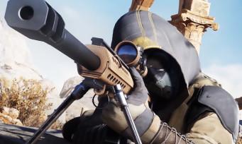 Sniper Ghost Warrior Contracts 2 : un trailer bien aligné pour le FPS