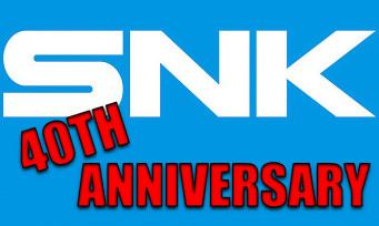 SNK 40th Anniversary Collection : voici la date de sortie sur Switch