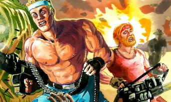 SNK 40th Anniversary Collection : la trilogie Ikari Warriors en vidéo