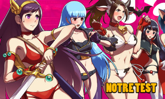 *Test* SNK HEROINES : plaisir coupable ou instant malaise ?