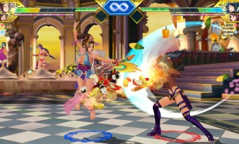 SNK HEROINES : Tag Team Frenzy