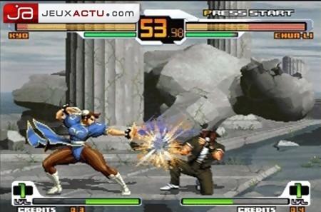 jeux snk vs capcom pc gratuit