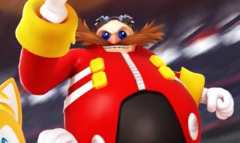 Sonic aux Jeux Olympiques de Tokyo 2020 : un trailer pour présenter les différents boss