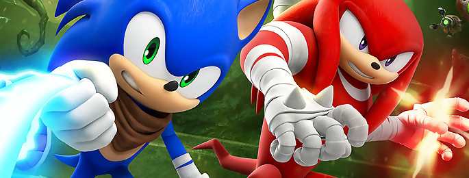 Test Sonic Boom L'Ascension de Lyric sur Wii U