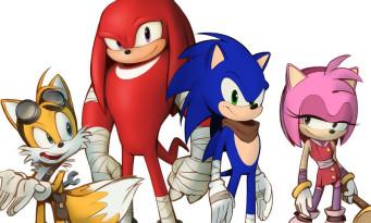 Sonic Boom : trailer de gameplay de l'E3 2014