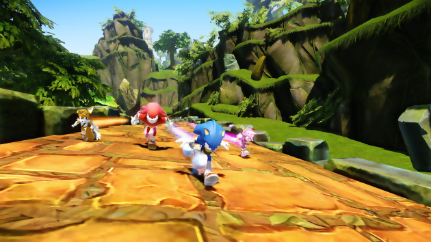 Sonic Boom : L Ascension de Lyric