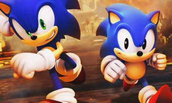 Sonic Forces : 20 minutes de gameplay avec Sonic Mania en prime