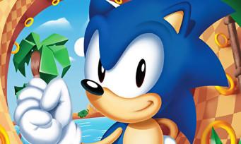 Sonic Mania : trailer façon années 90 de l'édition collector