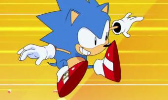 Sonic Mania : un trailer d'introduction haut en couleur sur PS4