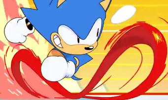 Sonic Mania : un trailer plein de nostalgie pour la sortie du jeu