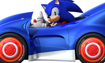 Sonic Racing : trailer du nouveau jeu de course de SEGA
