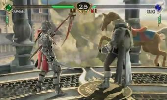 E3 08 > Vidéo gameplay Soul Calibur IV