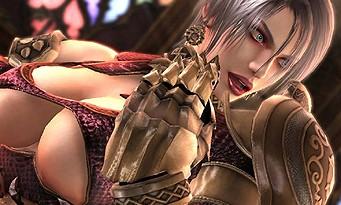 Soul Calibur 5 : téléchargez le jeu sur PSN et XBLA