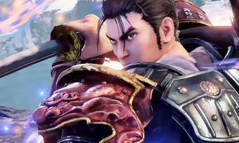 SoulCalibur 6 : trailer de gameplay de Mitsurugi