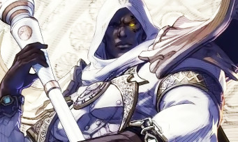 SoulCalibur 6 : trailer de gameplay de Zasalamel