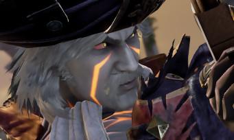 SoulCalibur 6 : toute les images de Cervantes dans le jeu