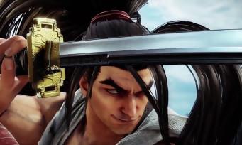 SoulCalibur VI : un trailer avec Haohmaru de Samurai Shodown