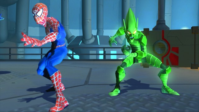 spider man alli ou ennemi pc demo