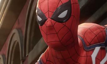 Spider-Man : il s'agira d'une exclu PS4 développé par Insomniac