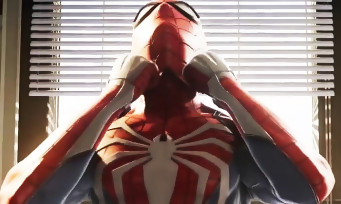 Spider-Man PS4 : un trailer avec Peter Parker, Mary-Jane et Miles Morales