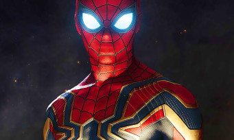 Spider-Man PS4 : trailer de gameplay de Iron Spider d'Avengers 3