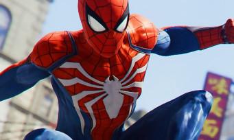 Spider-Man : découvrez la publicité japonaise du jeu sur PS4