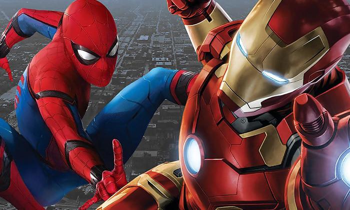 Spider man iron man et d 39 autres avengers dans le jeu - Et spider man ...