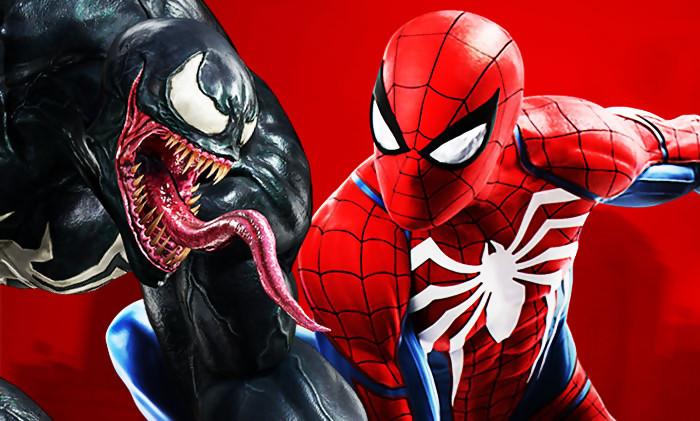 Spider man insomniac games parle de venom - Jeux de spiderman 7 ...