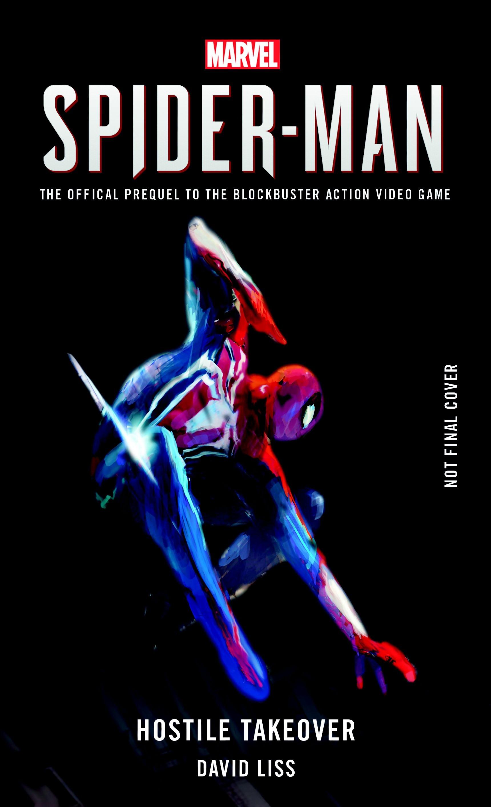 Spider man toutes les infos sur le roman et l 39 artbook de - Et spider man ...