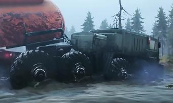"""Spintires MudRunner : tout le contenu du DLC """"Ridge"""" détaillé"""