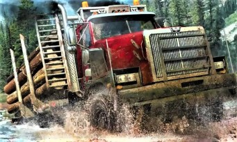 Spintires MudRunner : trailer de gameplay American Wilds