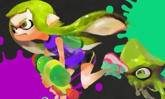 Splatoon : 30 minutes de gameplay en vidéo