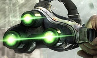 Splinter Cell Blacklist : un trailer des lunettes de vision nocturne