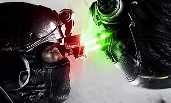 Splinter Cell Blacklist : un trailer qui détaille le mode Spies vs Mercs