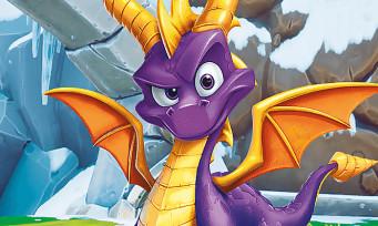 Spyro Reignited Trilogy : le 3ème jeu s'illustre avec du gameplay séduisant
