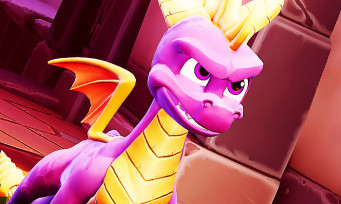 Spyro Reignited Trilogy : 5 minutes de gameplay magnifiques dans Spyro 2