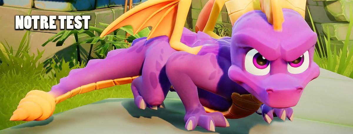 *Test* Spyro Reignited Trilogy : le remaster qui donne chaud au coeur !