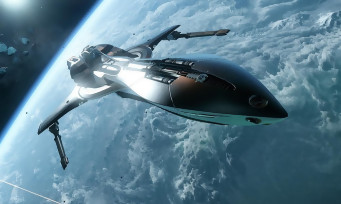 Star Citizen : trailer de l'alpha 2.5