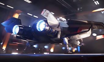 Star Citizen : le jeu présente ses nouveaux vaisseaux avec des trailers classes
