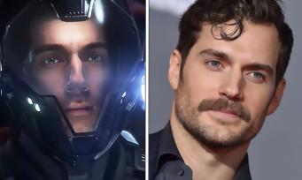Star Citizen : Henry Cavill (Superman) est dans le jeu, le trailer