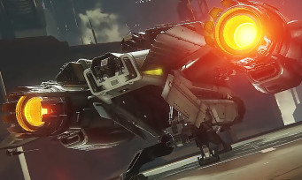 Star Citizen : trailer de gameplay du chasseur Drake Buccaneer