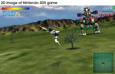 Nintendo Devoile Deux Images De Star Fox 64 3d