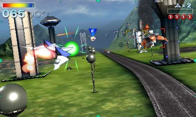 Images Star Fox 64 3d