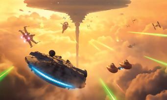 Star Wars Battlefront : nouveau trailer du DLC Bespin