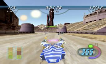 Star Wars Episode I : Racer